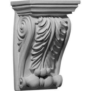 Chesterfield Corbel (6 inches wide x 9.5 inches long)