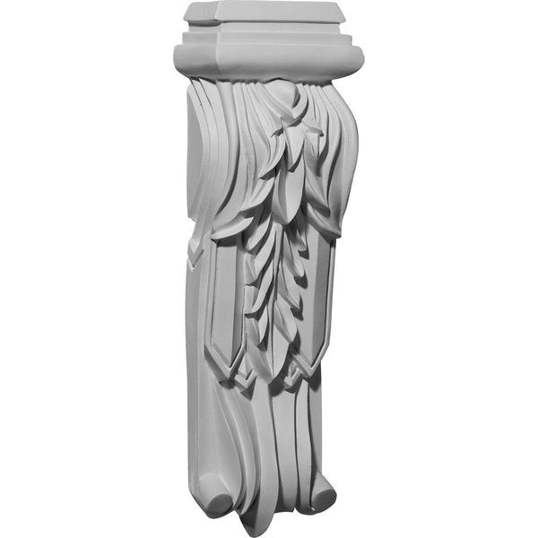 Leaf Drop Corbel (5 inches wide x 15 inches long)