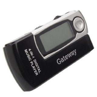 GATEWAY DMP-310 256 MB MP3 PLAYER