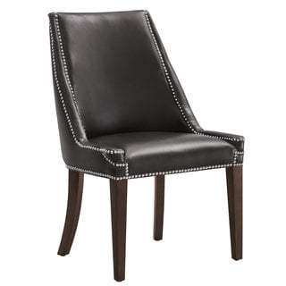 Bart Antique Brown Side Chair (Set of 2)