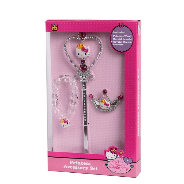 Hello Kitty Girls' Accessory Princess Set