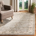 Safavieh Hand-Tufted Heritage Beige/ Grey Wool Rug (9' x 12')
