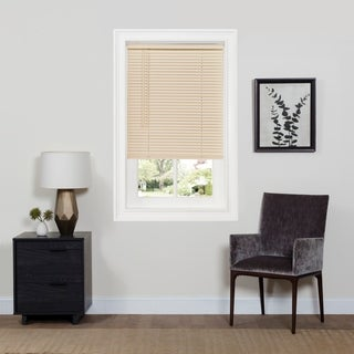 "Cordless GII Deluxe Sundown 1"" Room Darkening Mini Blind"