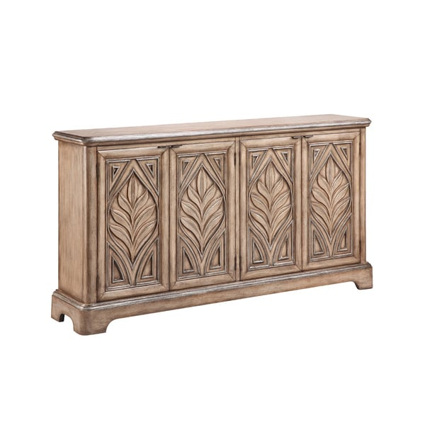 Reynolda Wheat Accent Console