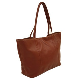 Piel Leather Womens Tote Bag