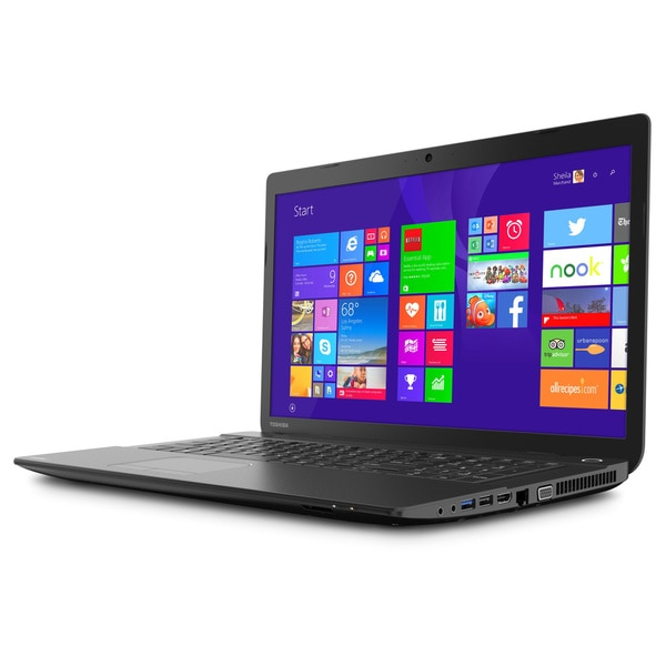 Toshiba Satellite C75D-B7202 Laptop (Factory Refurbished)
