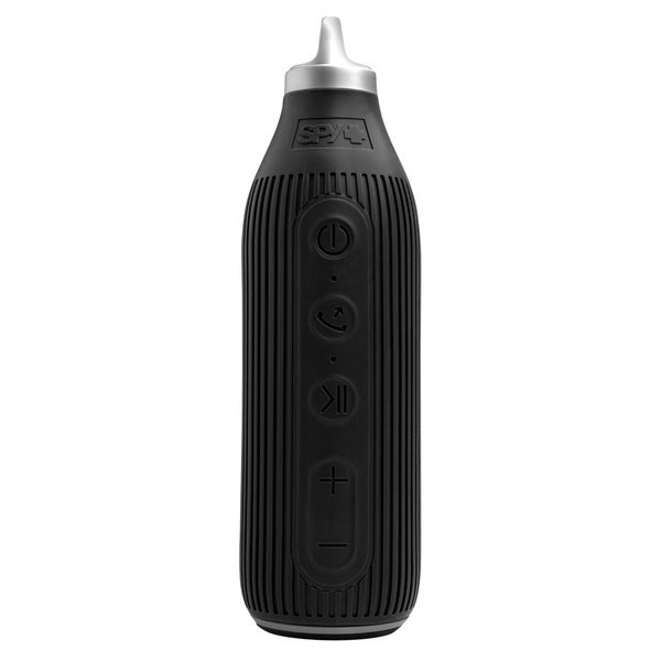 SPY Beacon Speaker System - 6 W RMS - Portable - Battery Rechargeable