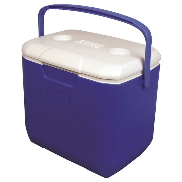Coleman Blue 30-quart Cooler 17014757