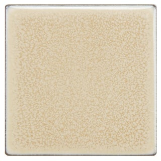 SomerTile 4x4-inch Aspect Vanilla Porcelain Floor and Wall Tile (Case of 22)