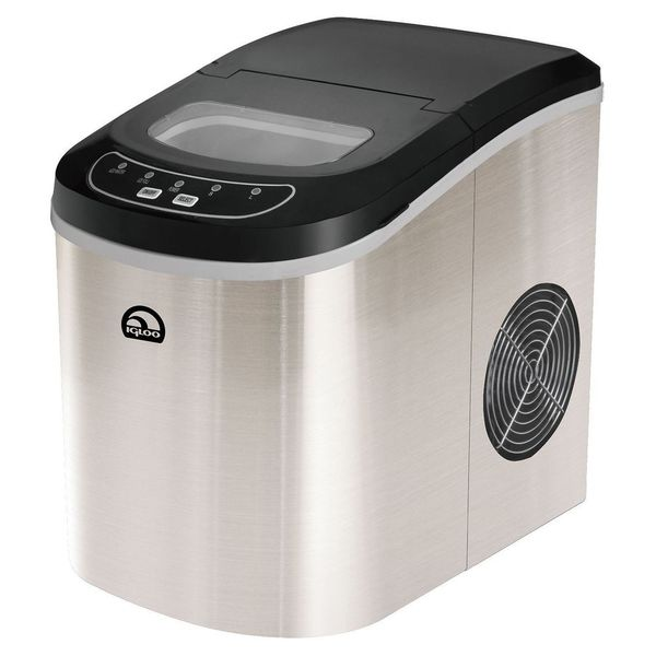 Igloo ICE105 Compact Ice Maker - Capable of producing up to 26lbs. of ice