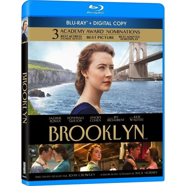 Brooklyn (Blu-ray Disc) 17017749