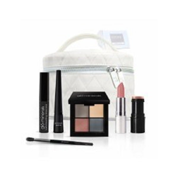 Glo Minerals Keepsake Collection Train Case