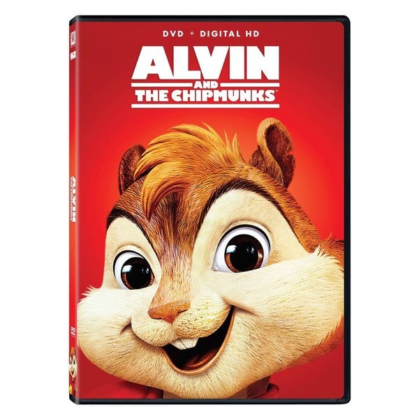 Alvin And The Chipmunks (DVD) 17021514