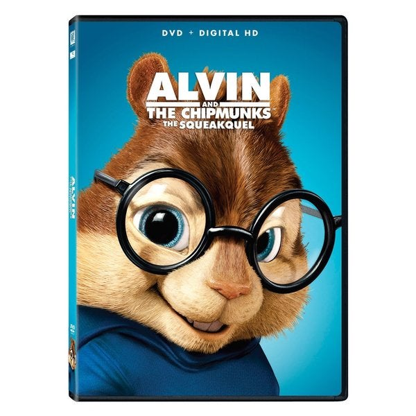 Alvin And The Chipmunks: The Squeakquel (DVD) 17021515