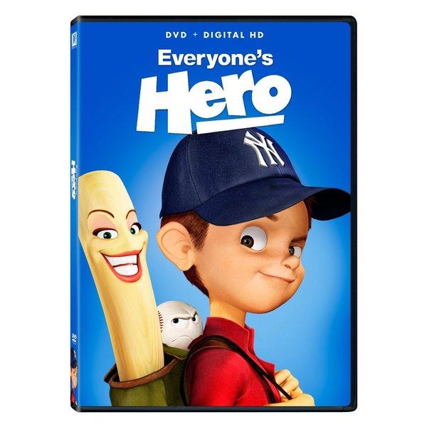 Everyone's Hero (DVD) 17021522