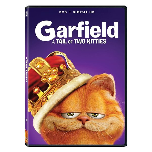 Garfield: A Tail Of Two Kitties (DVD) 17021525