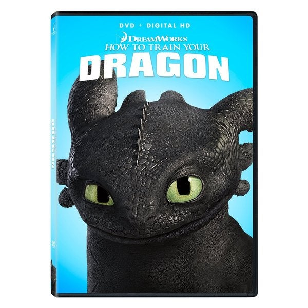 How To Train Your Dragon (DVD) 17021529
