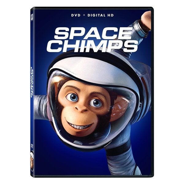 Space Chimps (DVD) 17021557