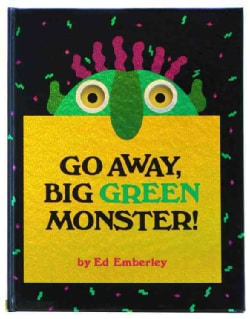 Go Away, Big Green Monster! (Hardcover)