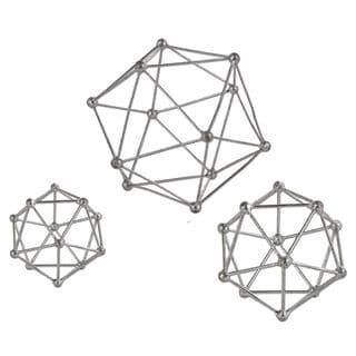 Vitale Silver Accessories (Set of 3)