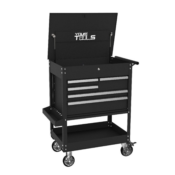 YourTools Y5039A Steel Rolling Tool Chest with Five Drawers