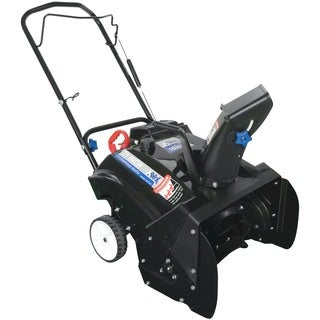 21 inch Single Stage Snow Blower with Electric start
