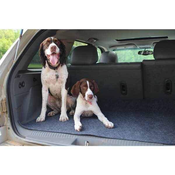 Charcoal Cargo Liner