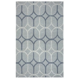 Rizzy Home Caterine Collection CE9653 Area Rug (9'x 12')