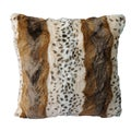 Anna Ricci Luxury Plush 18 inch Throw Pillow
