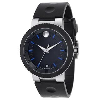 Movado Men's 0606927 Sport Edge Stainless Steel Watch