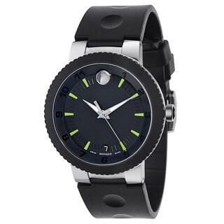 Movado Men's 0606928 Sport Edge Stainless Steel Watch