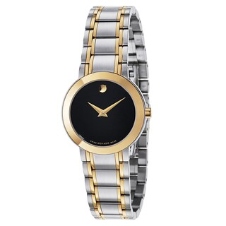 Movado Women's 0606951 Stiri Two-tone Stainless Steel Watch