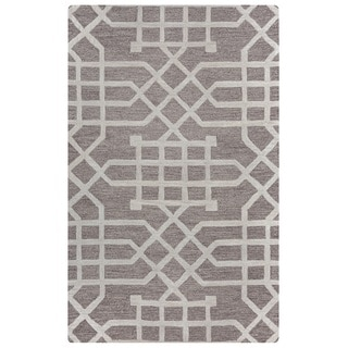 Rizzy Home Caterine Collection CE9473 Tan Area Rug (9'x 12')
