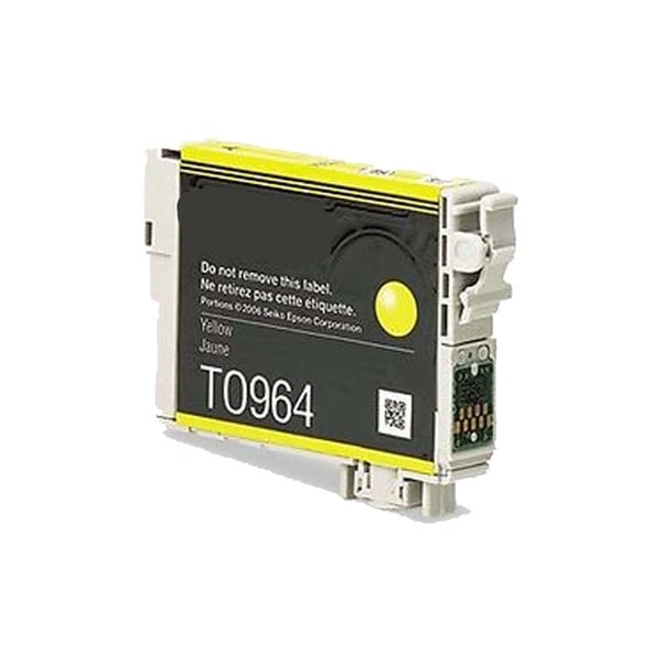 1 Pack Compatible T096420 Yellow Ink Cartridge For Epson Stylus Photo R2880 ( Pack of 1 )