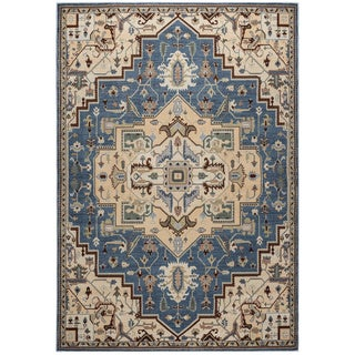 Rizzy Home Bennington Collection Area Rug (9'2 x 12'6)