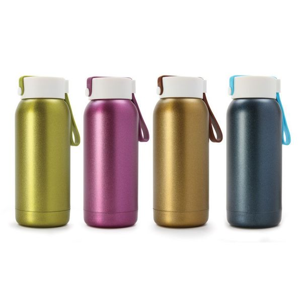 Carteret Collections Double Wall - Stainless Steel Thermos 8 oz