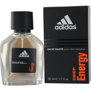 Adidas Deep Energy 1.7-ounce Eau de Toilette Spray