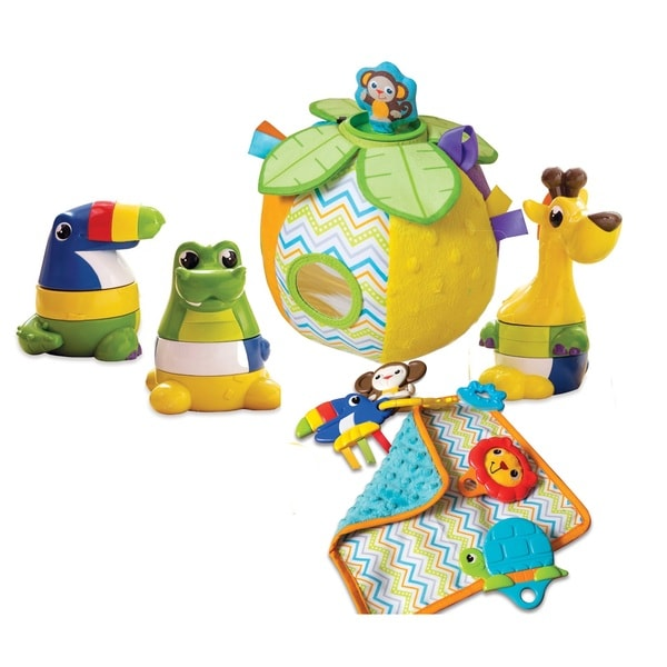 Kiddopotamus Discovery Play Activity Set 17039068