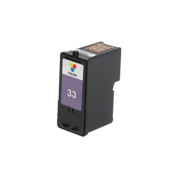 1 Pack Lexmark 18C0033 #33 Compatible Ink Cartridge For Lexmark Z810 Z812 ( Pack of 1 )