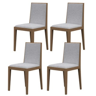 Argo Furniture Timber Dining Chair (Set of 4)
