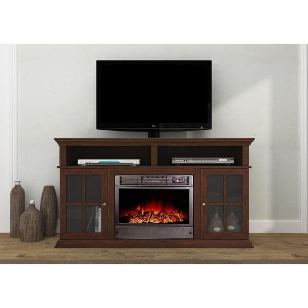 Alessandro Electric Fireplace