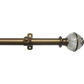 Camino Decorative Rod & Finial Lancaster