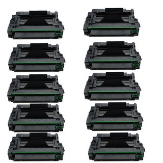 10PK Compatible Q7551X Toner Cartridges For HP LaserJet P3005 P3005DN P3005N P3005X M3027 MFP M3035 ( Pack of 10)