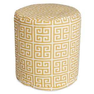 Towers Pouf Outdoor Indoor by Majestic Home Goods