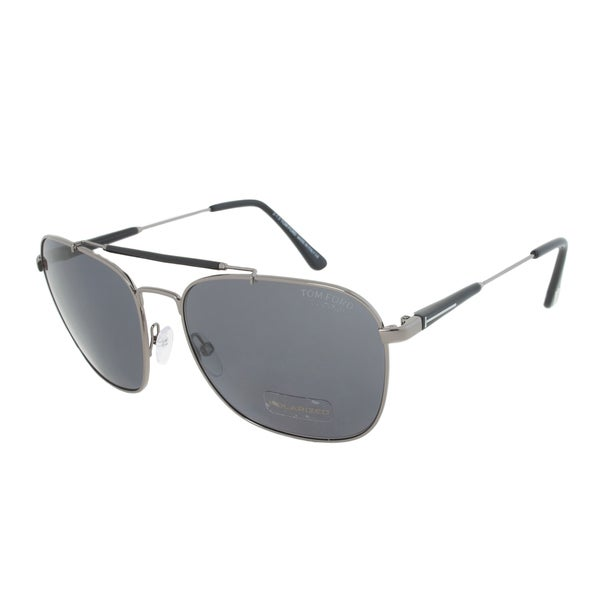 Tom Ford TF377 09D Edward Polarized Sunglasses