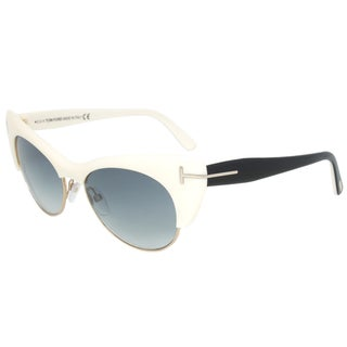 Tom Ford FT0387 25F Lola Cateye Sunglasses