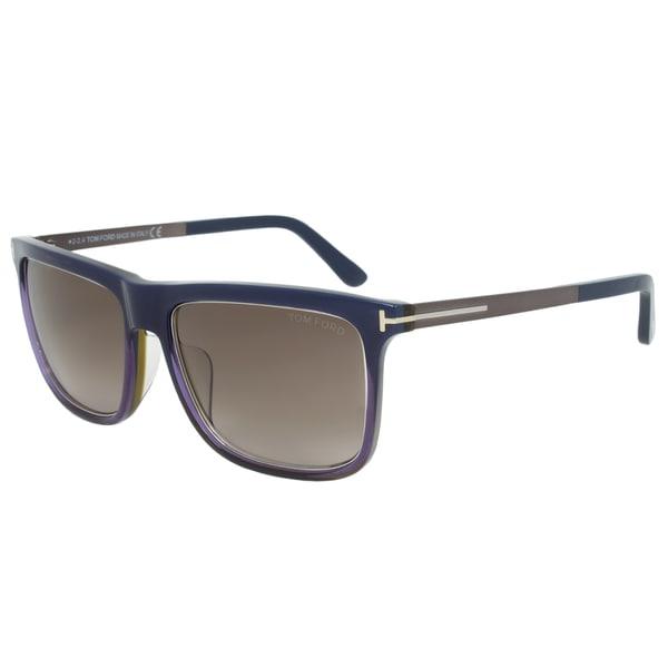 Tom Ford FT0392 92J Karlie Wayfarer Sunglasses