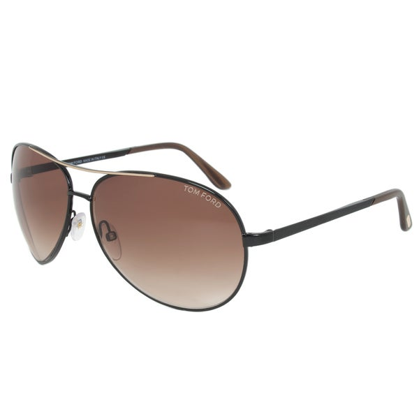 Tom Ford FT0035 B51 Charles Aviator Sunglasses