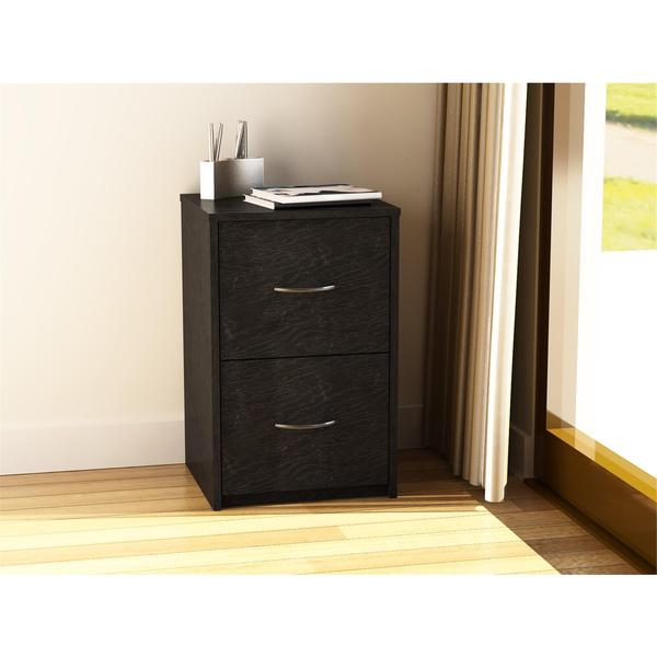 Altra Core 2-Drawer File Cabinet