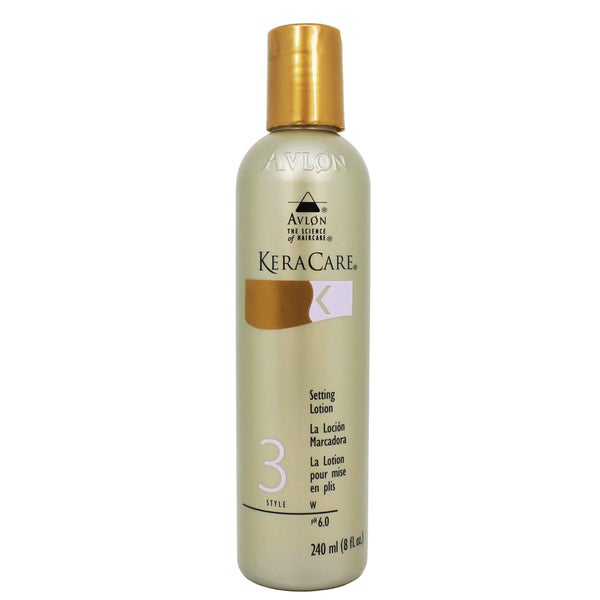 Avlon KeraCare 8-ounce Setting Lotion